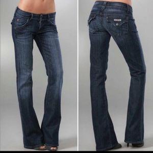 HUDSON bootcut medium wash jeans W170R size 30